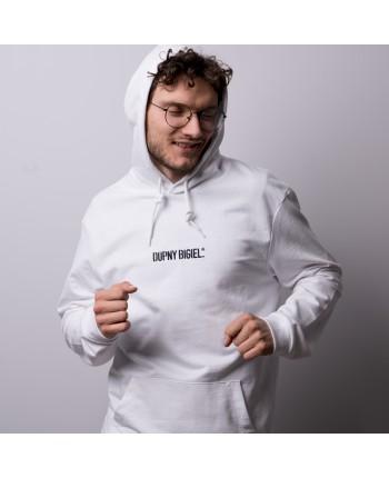 Bluza z kapturem DUPNY BIGIEL