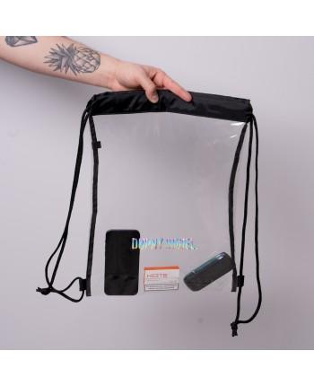 plecak transparentny HOLO